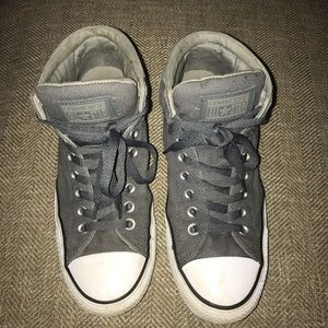 Converse All Star High Top Sneakers Size M-8 W-10